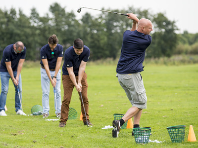 Golf beter cursus (level 4)
